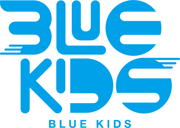 BLUE KIDS logo